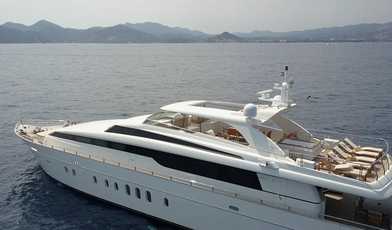 2007 San Lorenzo SL108 Mega Yacht 2617387