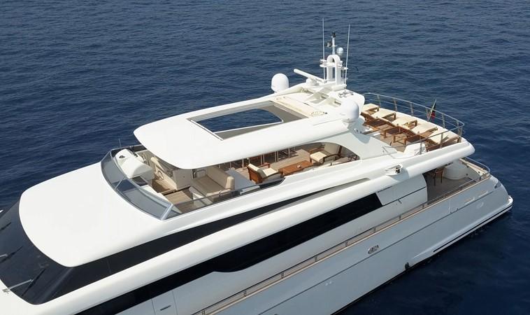 2007 San Lorenzo SL108 Mega Yacht 2617388