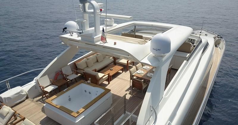 2007 San Lorenzo SL108 Mega Yacht 2617389