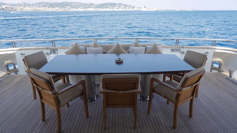 2007 San Lorenzo SL108 Mega Yacht 2617475