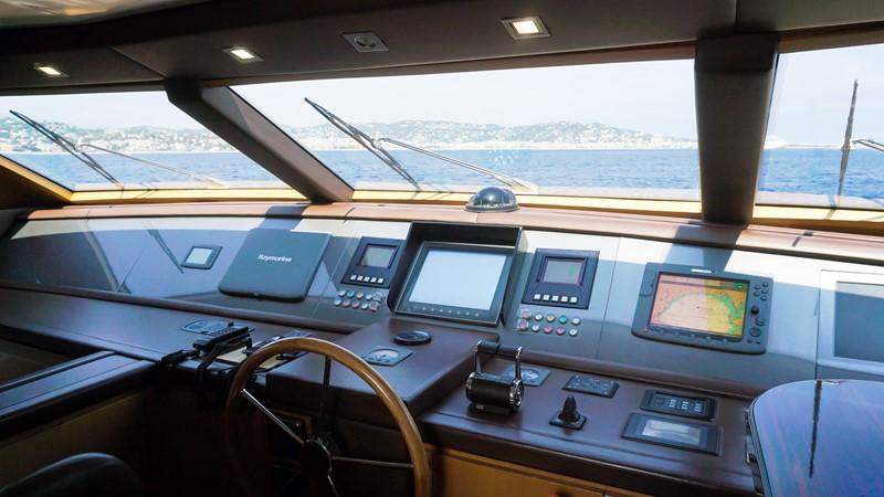 2007 San Lorenzo SL108 Mega Yacht 2617484