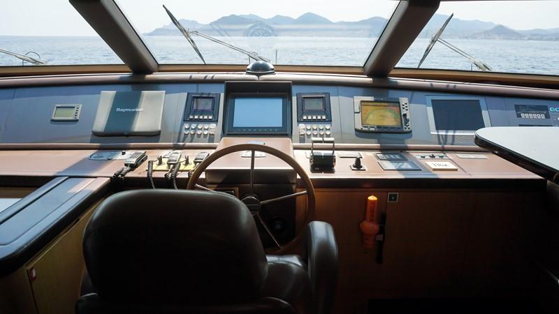 2007 San Lorenzo SL108 Mega Yacht 2617485