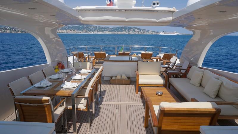 2007 San Lorenzo SL108 Mega Yacht 2617500