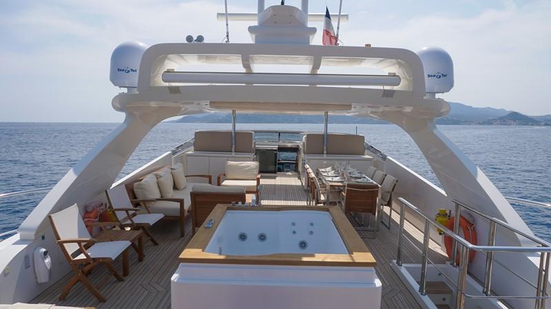 2007 San Lorenzo SL108 Mega Yacht 2617507