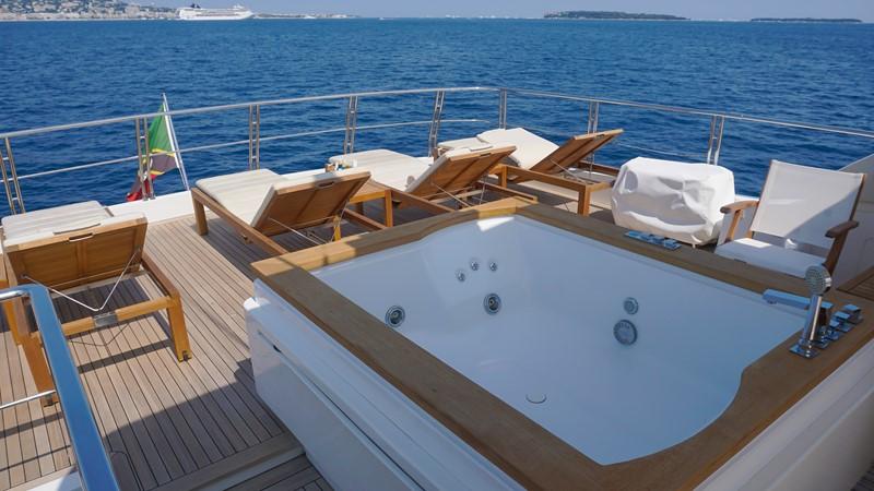 2007 San Lorenzo SL108 Mega Yacht 2617509