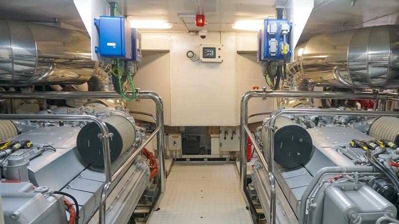2007 San Lorenzo SL108 Mega Yacht 2617510