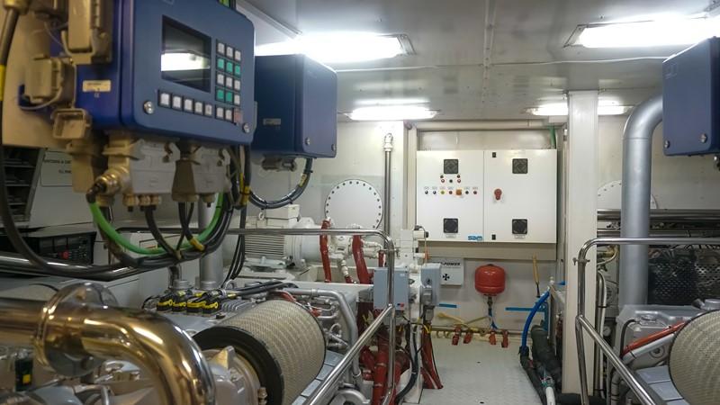 2007 San Lorenzo SL108 Mega Yacht 2617513