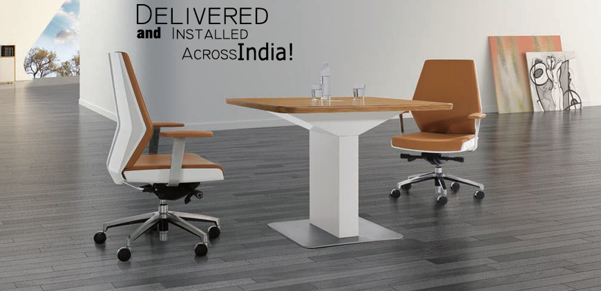 Boss's Cabin - Delivered & Installed Across India