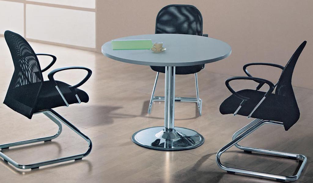 APO Small Meeting Table and Chairs : BCCA-21R