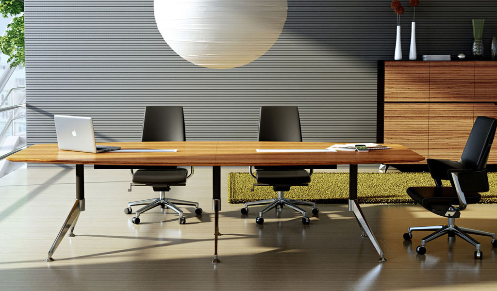 Sharp Conference Table & Chairs : BCCSH-21A