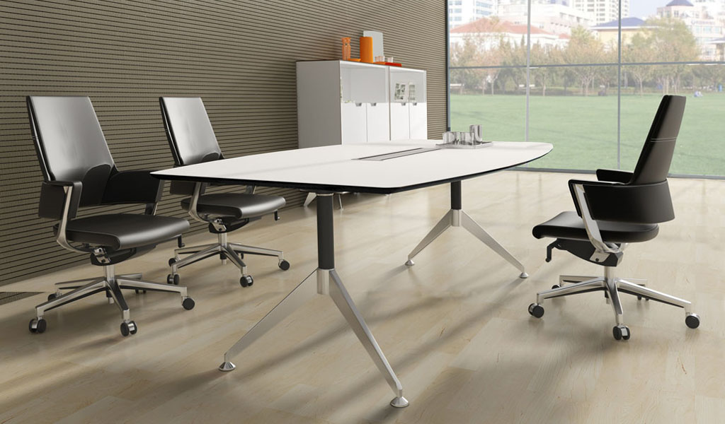 8 Seater Conference Table & Chairs : BCCSH-22M