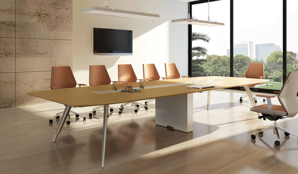 14 Seater Conference Table & Chairs : BCCK-28-3.6