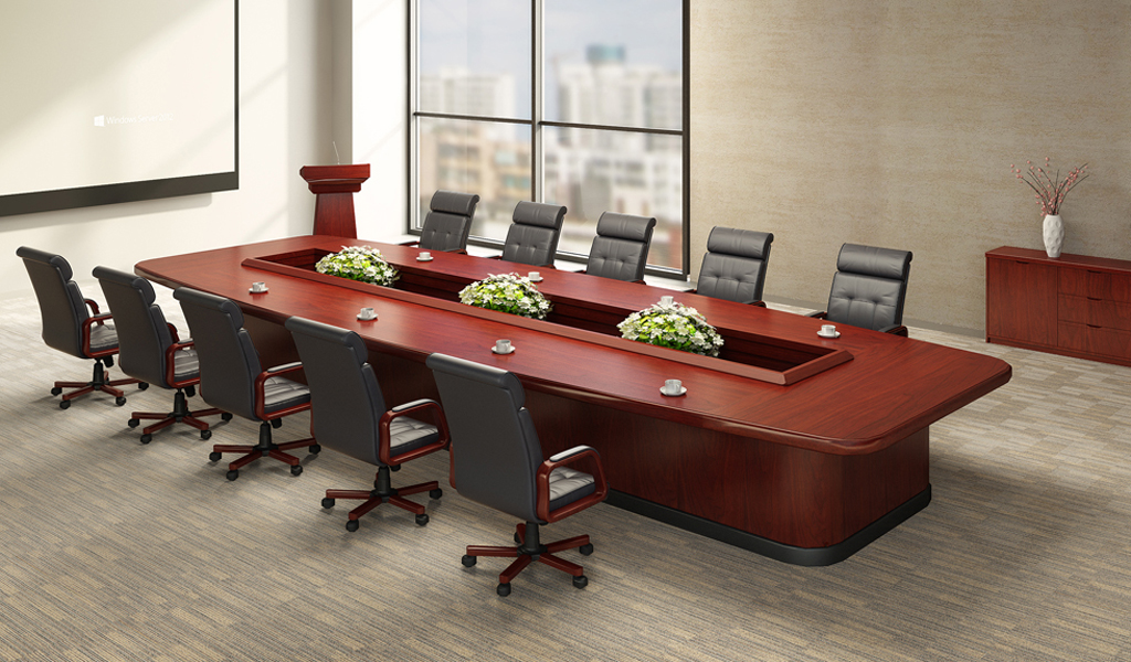 Metro Conference Table & Chairs - BCCM-26-2