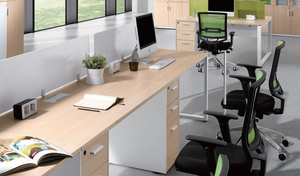 Linear Modular Workstations 'Linz'