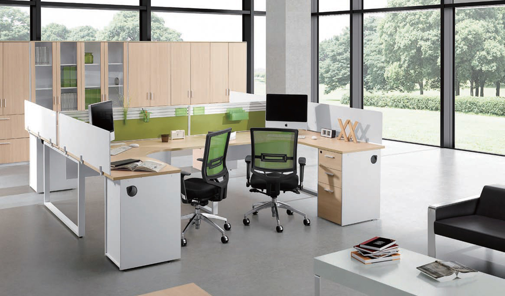 Workstation System With Storage 'Linz - Series'