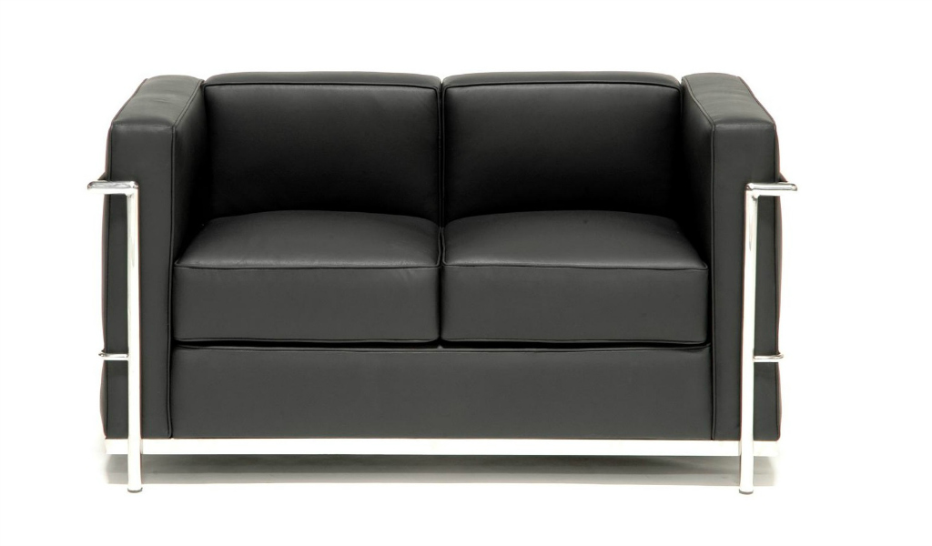 Core Leather Office Sofa With Steel Frame 3 Seater Boss 39 S Cabin
