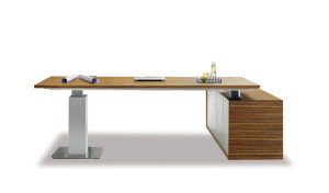 'iWork' Desk With Motorized Lift Function
