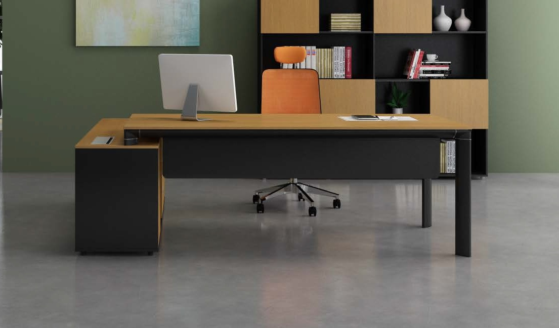 tables for office. u0027becku0027 6 ft office table with side credenza tables for 2