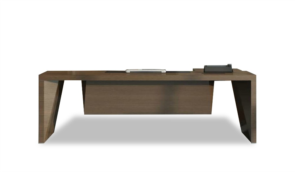 side tables for office. u0027franku0027 85 ft office table with side return tables for
