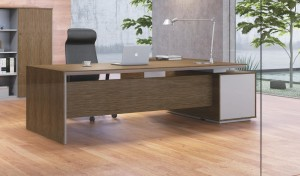 'Sirius' Office Desk With Motorized Height Adjustment