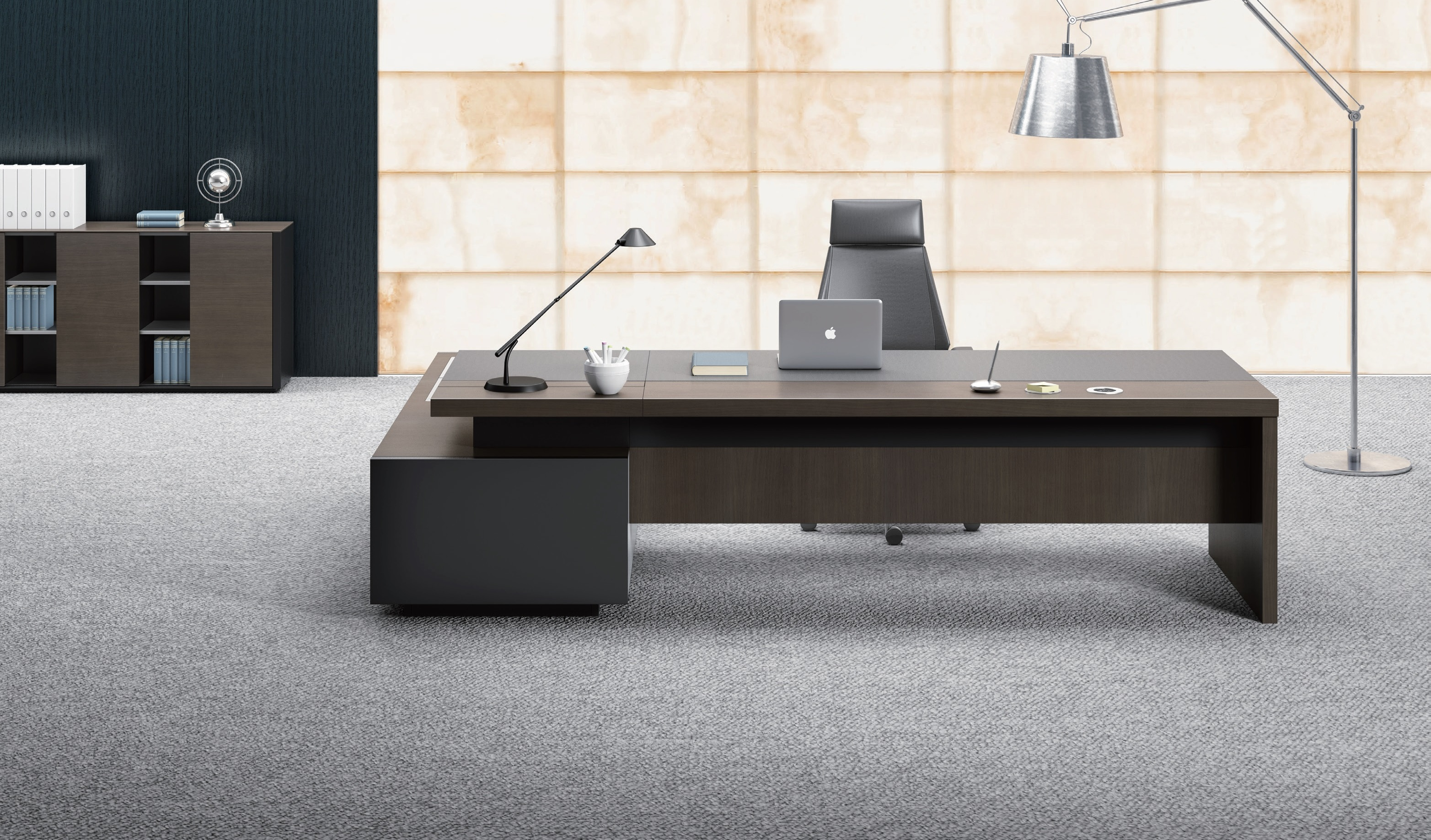 Boss 39 s cabin india 39 s 1 premium office furniture company for Table design for office