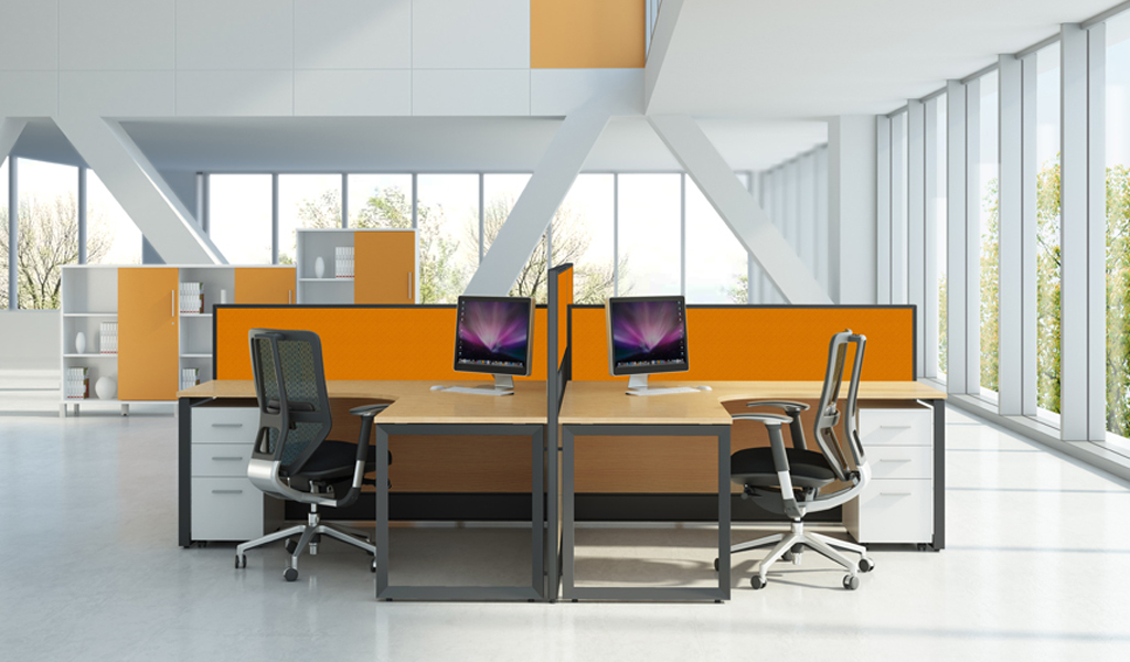 office workstation design. nothing increases morale better than a design where hierarchy is not inherent in the shared work desks office workstation s
