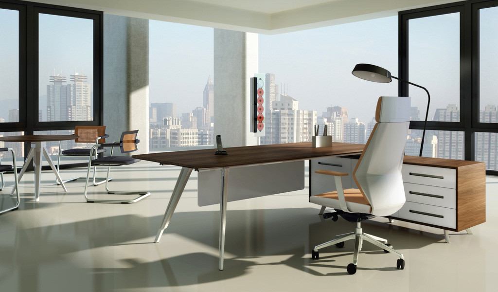 Classy comfortable office furniture from boss s cabin for Office cabin design