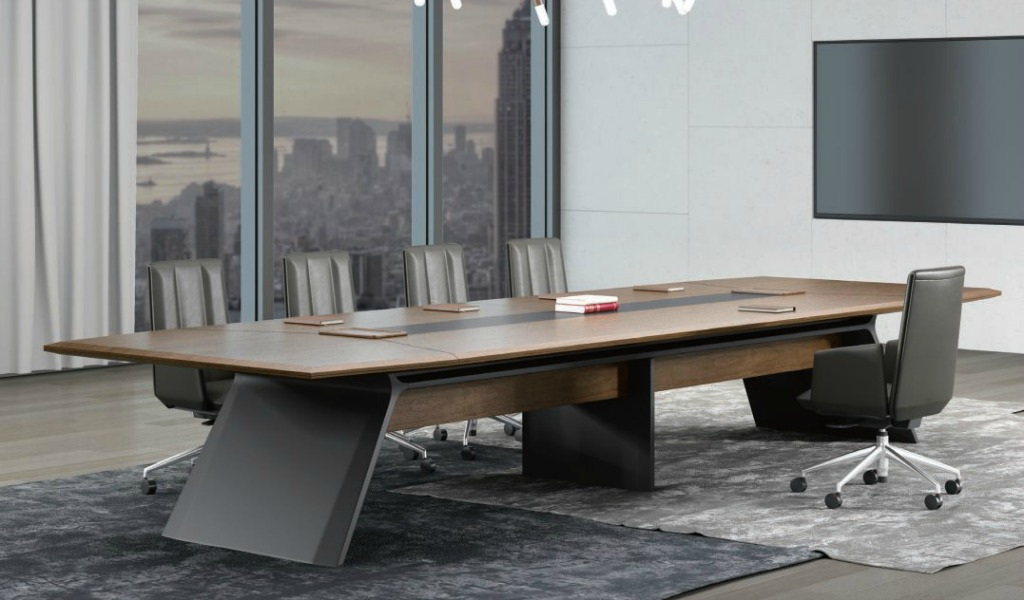 office seating area furniture. 16 seat board room table in rich walnut · \u0027 office seating area furniture r