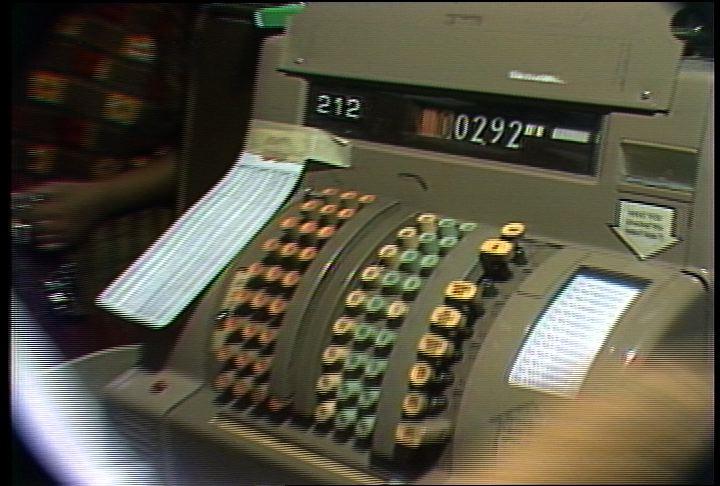 Old Fashioned Cash Register Sound Effect
