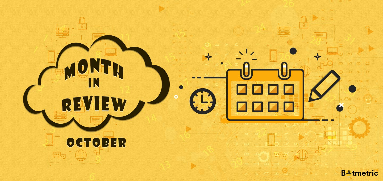 The October Roundup @ Botmetric: Making AWS Cloud Management Simpler And Better