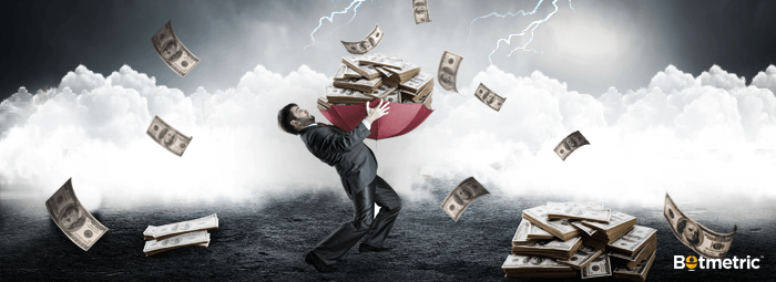 Managing the Cost Turbulence in Cloud