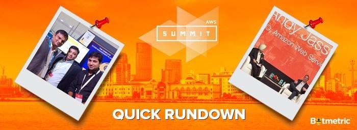 AWS Summit Mumbai 2016