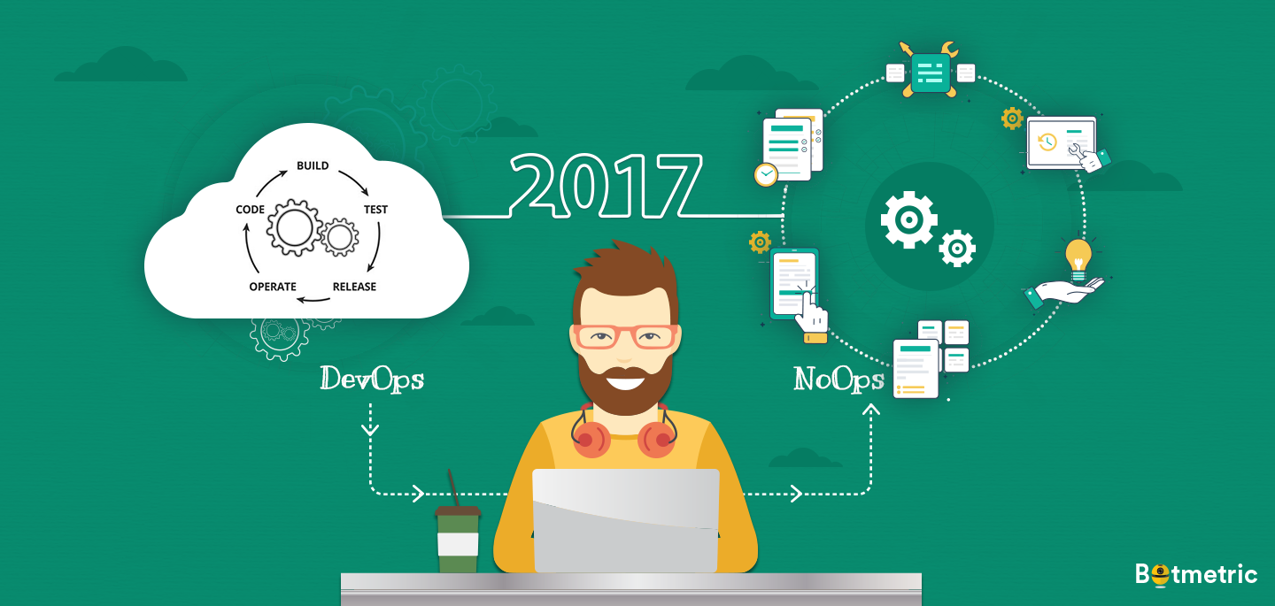 Top Five DevOps to NoOps Trends to Watch in 2017 and Beyond