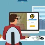 Botmetric Noe Features Single-Sign on Social Login Button