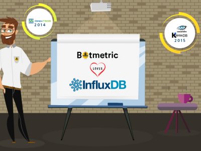 Why Botmetric Chose InfluxDB