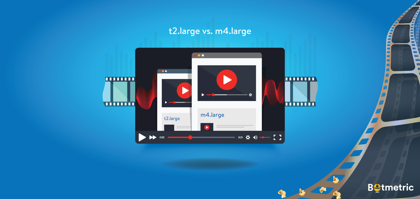 Ultimate Comparison of AWS EC2 t2.large vs. m4.large for Media Industry
