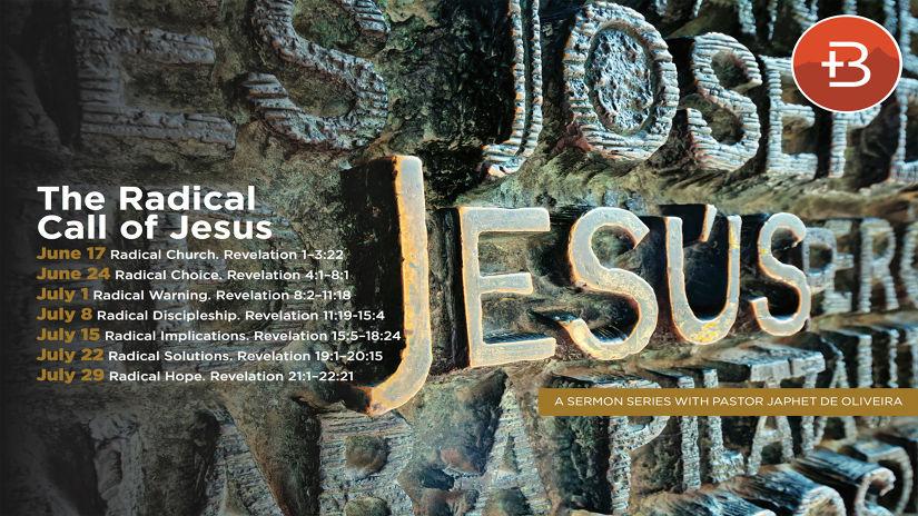 The Radical Call of Jesus
