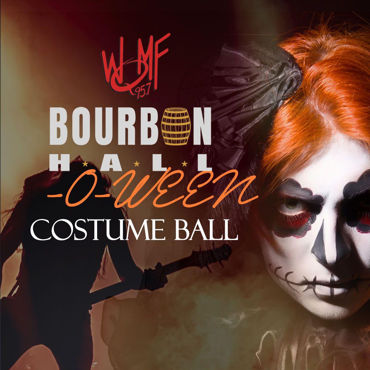 WQMF Bourbon HALL-O-WEEN Costume Ball
