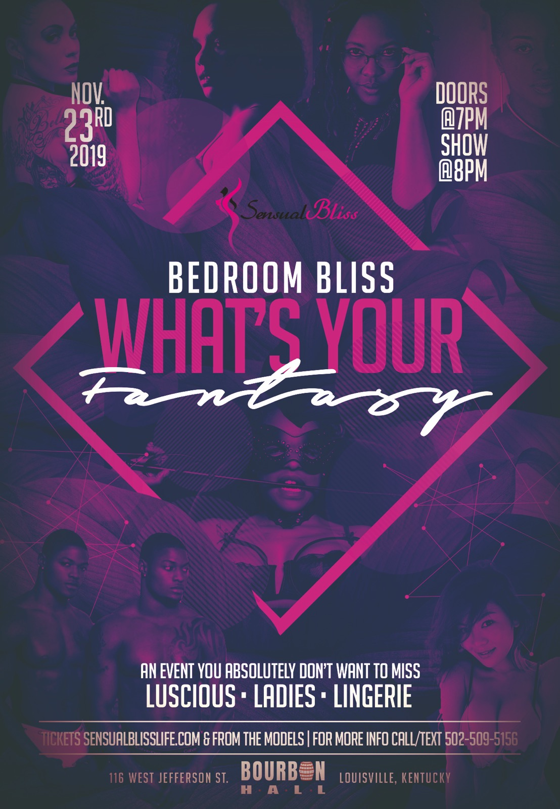 Bedroom Bliss(what's your fantasy)