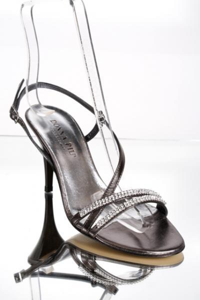Swarovski Crystals Strappy Sandals