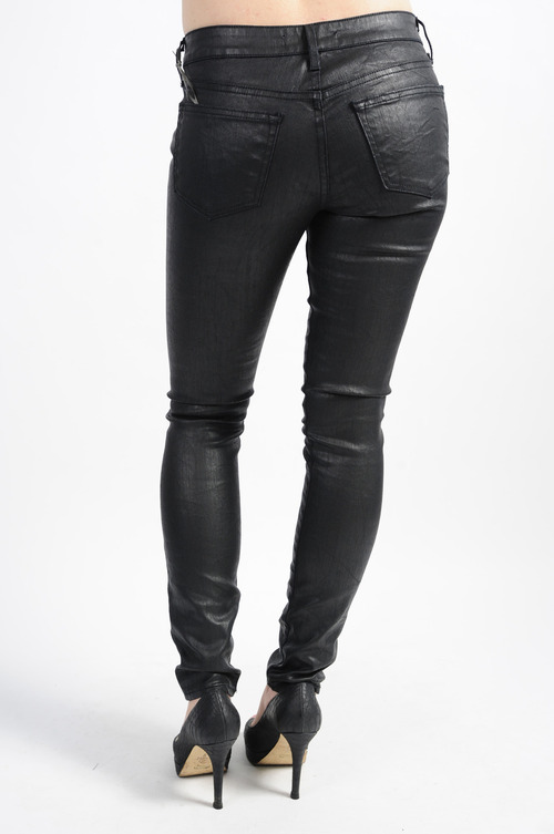 Legacy Black Coated Skinny