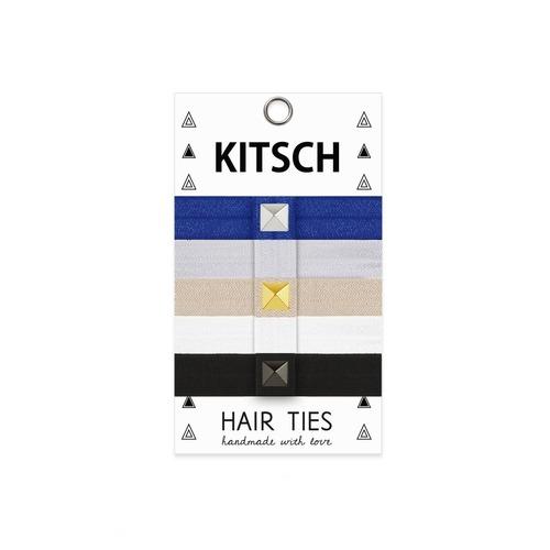 Knotless Studded Hair Ties