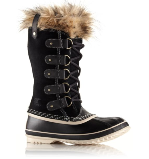 Sorel W Joan of Arctic Black