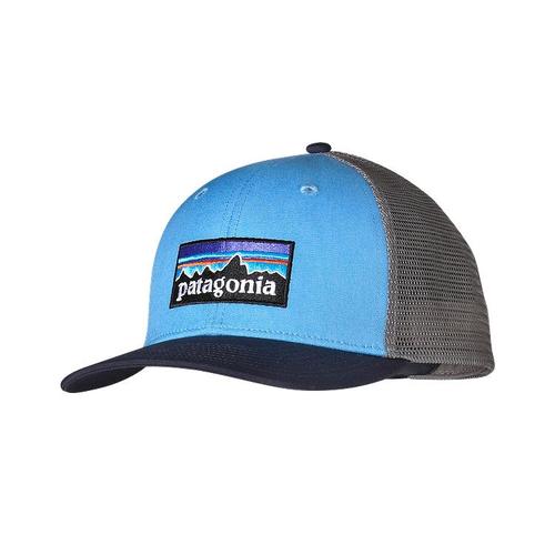 0305e5e32 Patagonia P-6 Logo Trucker Hat