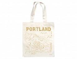 Portland Metallic Maptote