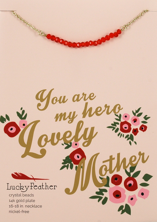 Cherish Mother Necklace