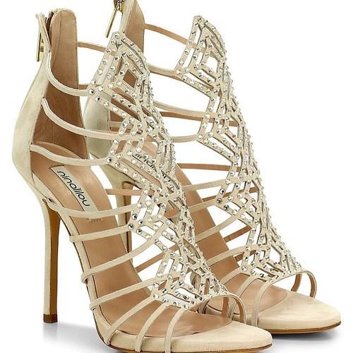 Lexy Crystal Heel