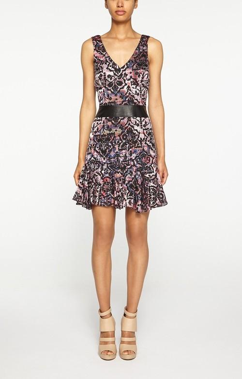 Heirloom V Neck Dress