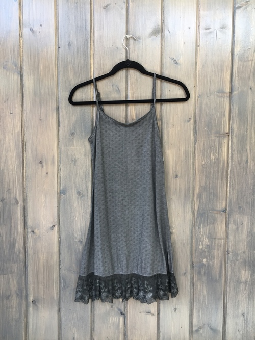 Savannah Slip Dress Castle Roc