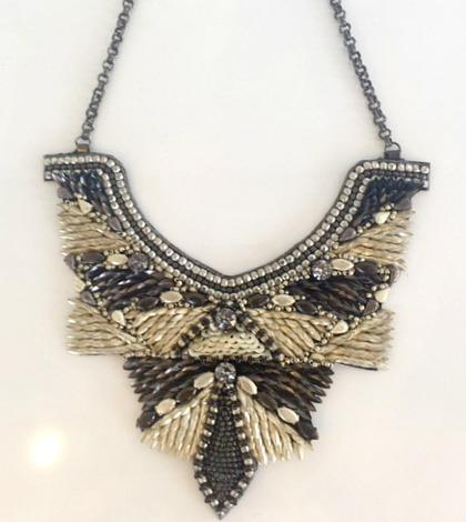 Brinley Necklace Silver